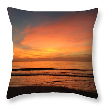 Dolphin Cesar Throw Pillow