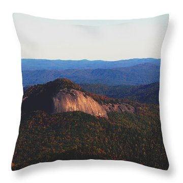 Dome Top Throw Pillow by Debra Crank