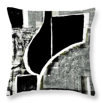 Dominance Throw Pillow