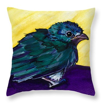 Dominique Throw Pillow