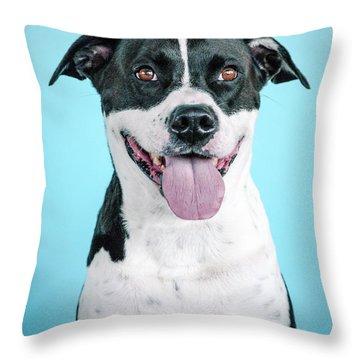 Domino 1 Throw Pillow