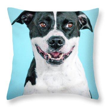 Domino 3 Throw Pillow
