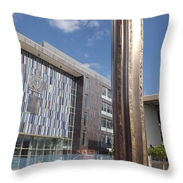 Doncaster Civic Throw Pillow