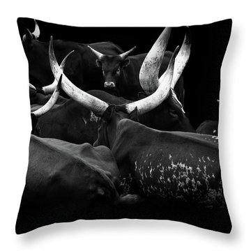Don't Be A Bully Throw Pillow