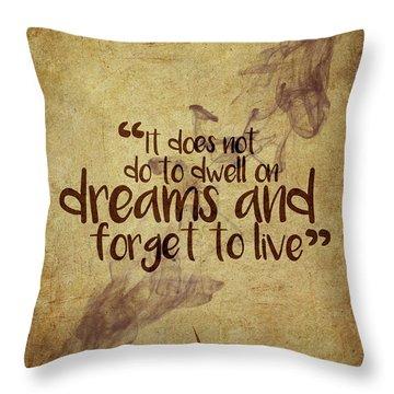 Ron Weasley Throw Pillows