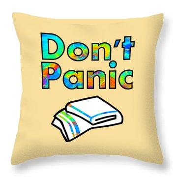 Designs Similar to Don't Panic
