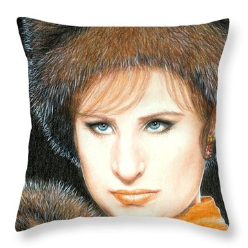 Don't Rain On My Parade Throw Pillow by Bruce Lennon