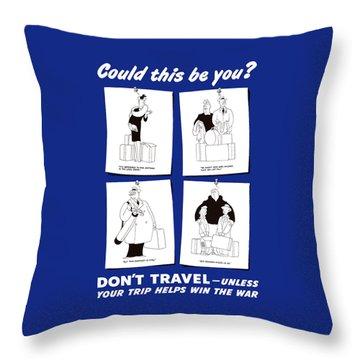 Conservation Throw Pillows
