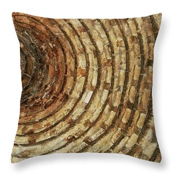 Doocot Throw Pillow