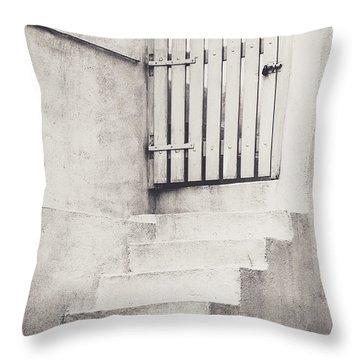 Door To Nowhere. Throw Pillow