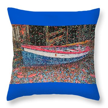 Dory - St Andrews Throw Pillow