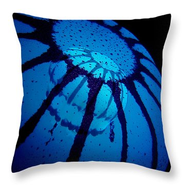 Double Jelly Throw Pillow