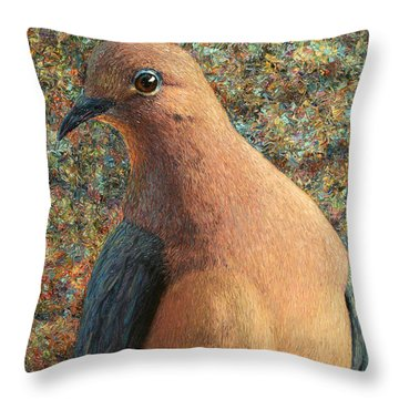 Dove Throw Pillows