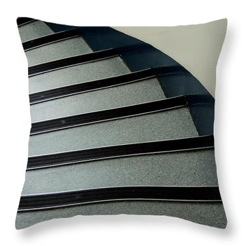 Down. Throw Pillow