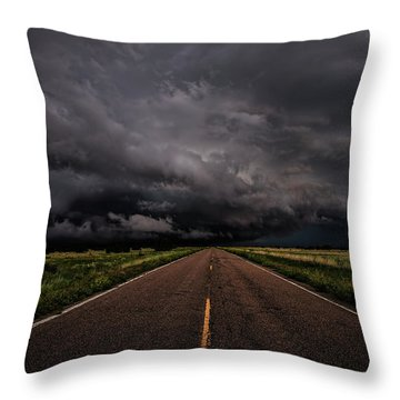 Down Low On 109 Throw Pillow