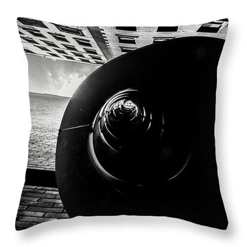 Down Up  Throw Pillow by Off The Beaten Path Photography - Andrew Alexander