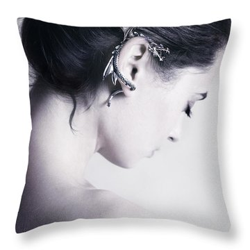 Jewellery Throw Pillows