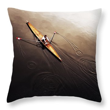 Action Throw Pillows