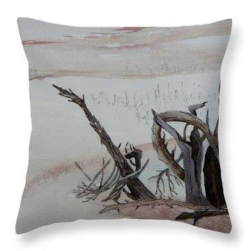 Dragonheart Throw Pillow