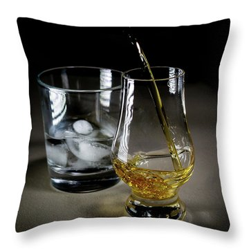Dram Throw Pillow