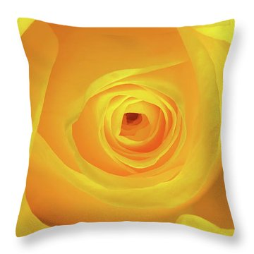 Draws You In Throw Pillow