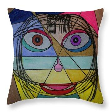 Dream 108 Throw Pillow
