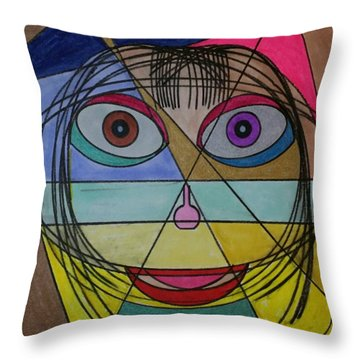 Dream 108 Throw Pillow