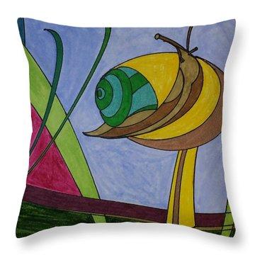 Dream 129 Throw Pillow