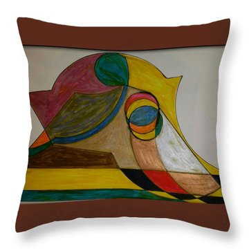 Dream 2 Throw Pillow