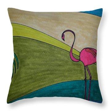 Dream 247 Throw Pillow