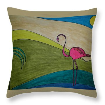 Dream 247 Throw Pillow