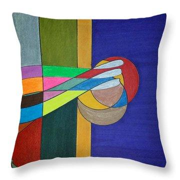 Dream 262 Throw Pillow