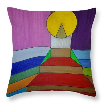 Dream 263 Throw Pillow