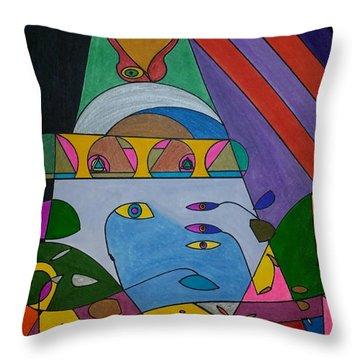 Dream 264 Throw Pillow