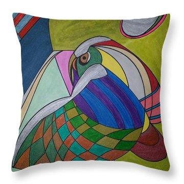 Dream 269 Throw Pillow