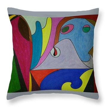 Dream 270 Throw Pillow