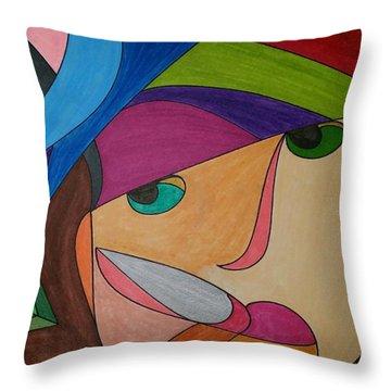 Dream 273 Throw Pillow