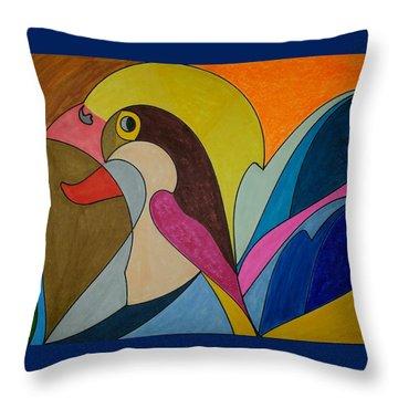 Dream 276 Throw Pillow
