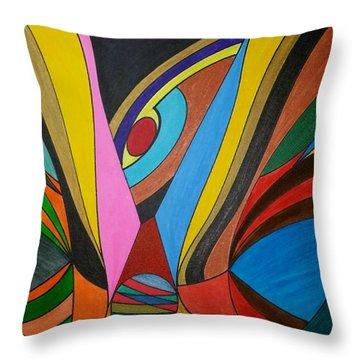 Dream 283 Throw Pillow