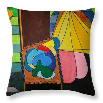 Dream 286 Throw Pillow