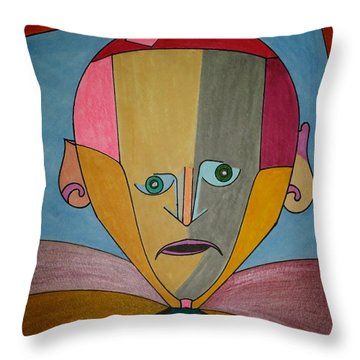 Dream 293 Throw Pillow