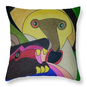Dream 294 Throw Pillow