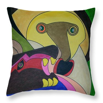 Dream 294 Throw Pillow