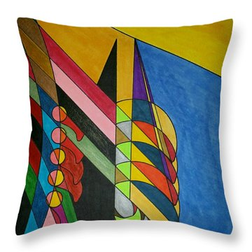 Dream 296 Throw Pillow