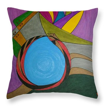 Dream 297 Throw Pillow