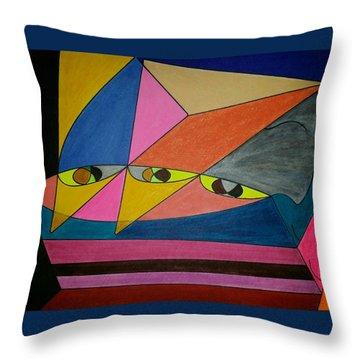 Dream 299 Throw Pillow