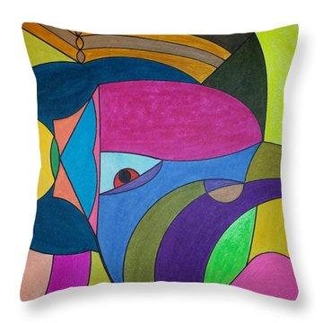 Dream 303 Throw Pillow