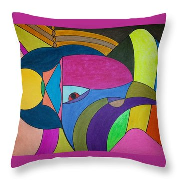 Dream 303 Throw Pillow