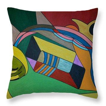 Dream 306 Throw Pillow
