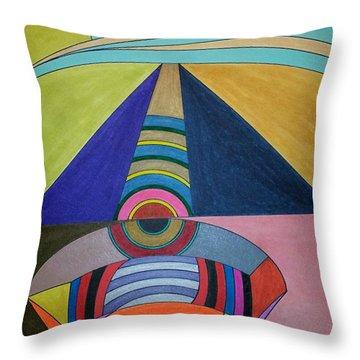 Dream 309 Throw Pillow